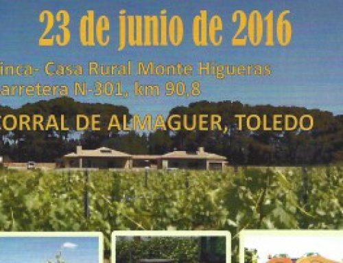 Jornada técnica sobre maquinaria en Monte Higueras