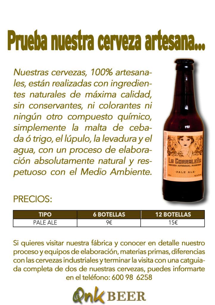 Cerveza La Corraleña
