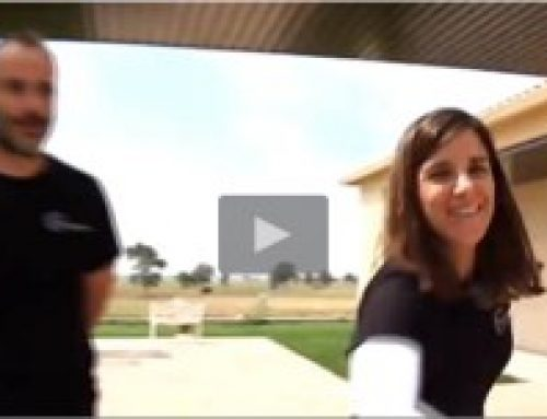 Reportaje a Monte Higueras para TV Castilla La Mancha